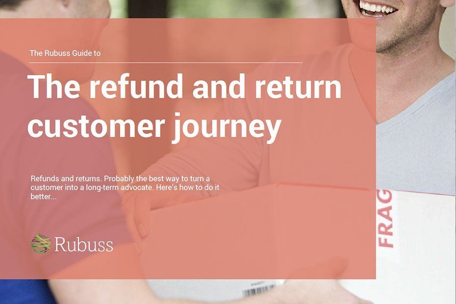 Refunds and returns customer journey guide