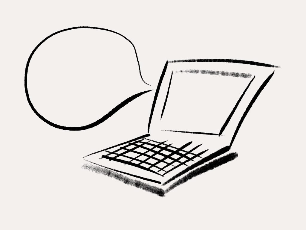 Laptops prevent you from retaining information as well as writing by hand