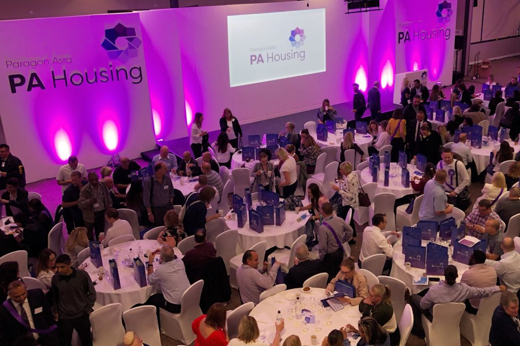 Cultural changing in housing staff conference