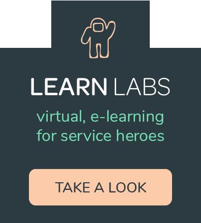 e-learning for customer service